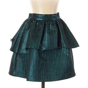 Keepsake Metallic Skirt